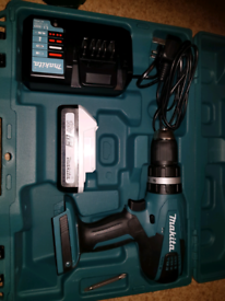 Makita drill- Model HP457D