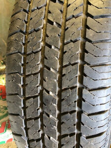 5 tires on rims 205 70 R 15 - now reduced by $200 St. John's Newfoundland image 3
