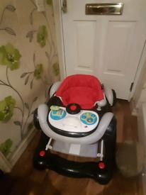 Baby walker musical car for sale