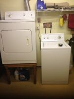 Kenmore heavy duty extra large washer and dryer