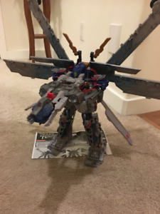 Transformers Optimus Prime Dark Of The Moon