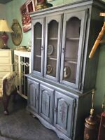 COTTAGE CHIC CABINET $330