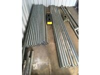 Scaffold Poles/ Clips/ Brick Guards 6ft/7ft/8ft/10ft