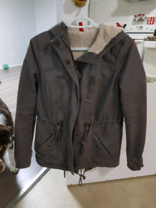 H&M size small coat