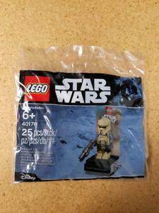 Lego Star Wars 40176 Scarif Stormtrooper Exclusive