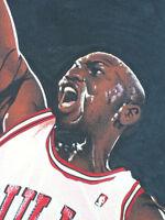Portrait  de Michael Jordan en Vente!!!