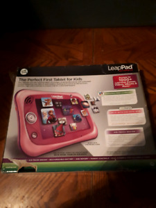 Leap frog leappad ultimate kids learning  tablet pink new in box