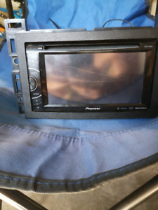 Pioneer 2 din touch screen stereo