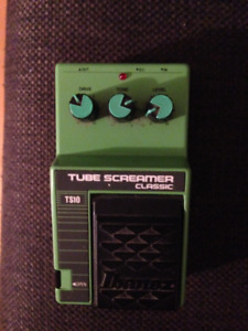 Ibanez TS10 JRC 4558D Chip MiJ  (best price on the web)