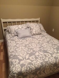 Old double bed for sale
