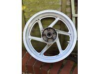 Honda CBR 400 nc29 rear wheel 17 inch