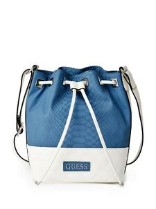 Authentic Guess Bucket Bag