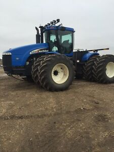 New Holland Tj 530 tractor