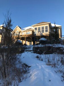 FOR SALE LAKEFRONT HOME IN DARTMOUTH WITH 2 BEDROOM IN-LAW SUITE