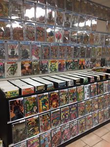 ULTIMATE KEY ISSUE COMICS! STORE OPEN! 10% to 25 % OFF!! Edmonton Edmonton Area image 6
