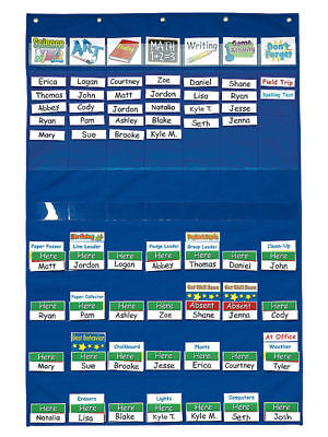 Patch Products Classroom Management Pocket Chart - Classroom Products