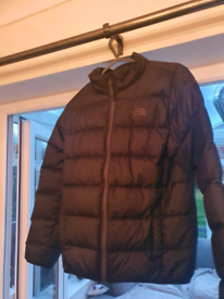 North Face Boys coat, Large