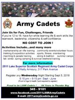 Army Cadets 2511 LSSR