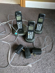 Cordless phone set / Panasonic
