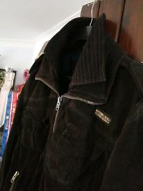 Superdry suede jacket *best