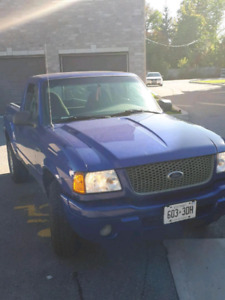 2003 Ford Ranger Edge Edition