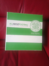 All about football.the Celtic football club trivia game brand new