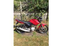 Yamaha YBR 125 2011