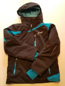 Spyder youth ski suit