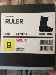 *SNOW BOARD BOOTS* Like new in box must sell to small