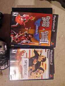 PS2 Bundle + Games + Controllers, Works Great!  St. John's Newfoundland image 6
