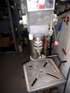 Drill Press  Sears Craftsman with Stand