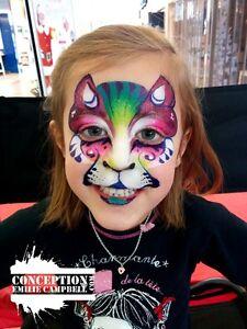 Maquillage artistique pour enfants Saint-Hyacinthe Québec image 8