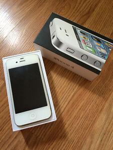 Iphone 4 blanc / white 8Gb