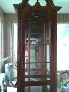 Lighted Curio Cabinet    SOLD