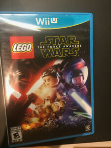 Lego Star Wars the Force Awakens for Wii U