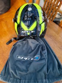 Off road bike helmet