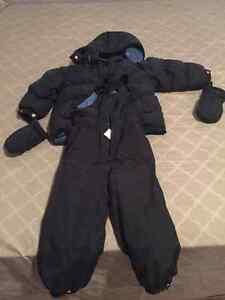 Blue Snowsuit Size 18-24months