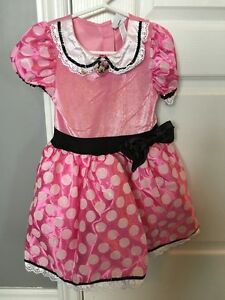 Minnie Mouse Halloween costume 3T