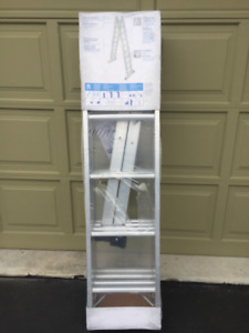 21 foot aluminum ladder