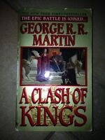 A Clash Of Kings - $3.00