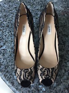 Brand new leopard stilettos - brand Guess