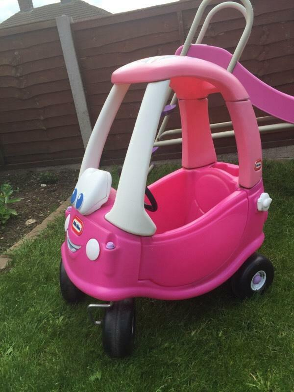 Little tikes cozy coupe in stoke on trent staffordshire gumtree - Little tikes cozy coupe pink ...