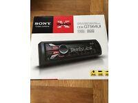 Sony CDX-GT564UI car stereo