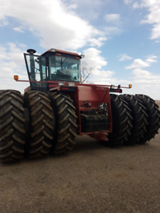 9380 IH Tractor (with GPS) for Sale -- In Great Shape