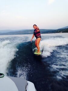 WAKE SURF & WAKE BOARD LESSONS