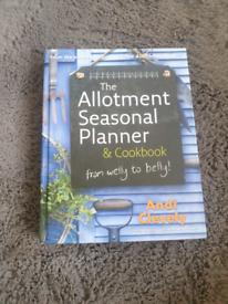 The Allottment Season Planner & cookbook