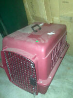 Dog Kennel with attached gate