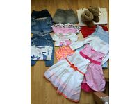 Girl clothes bundle 18-24 months