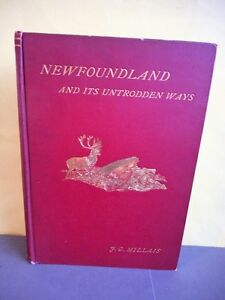 Newfoundland books etc
