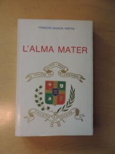 L'Alma Mater, Collège de Sainte-Anne-de-la-Pocatière, 1976